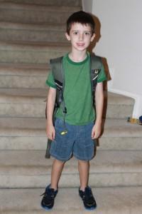 Caleb 2nd Grade